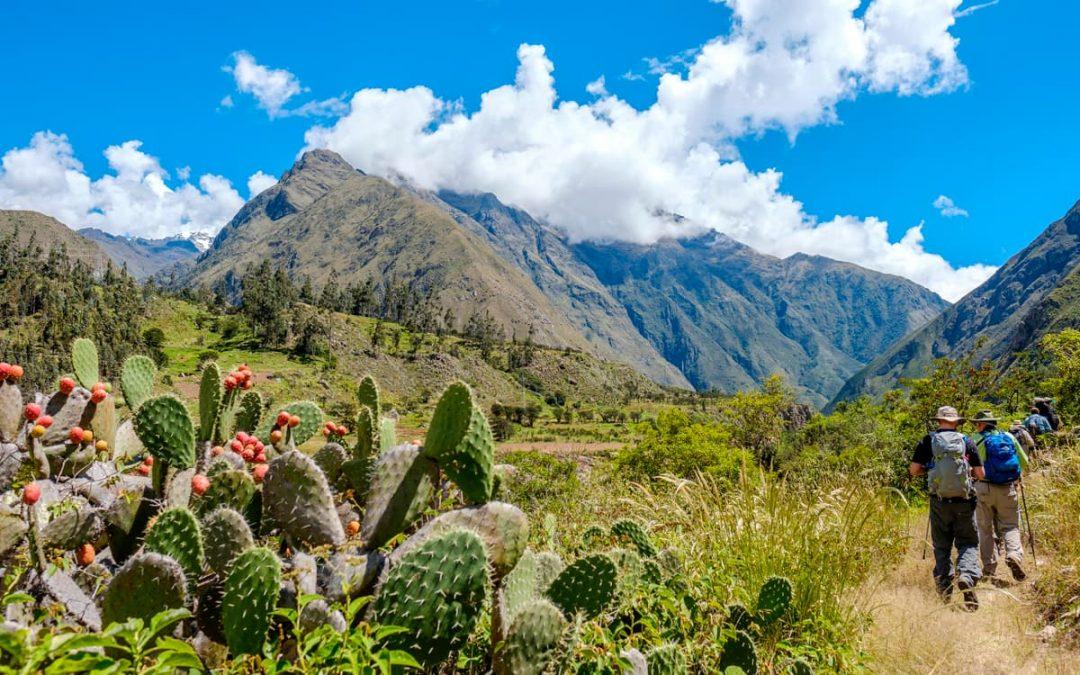 Trilha-Inca-Wayllabamba